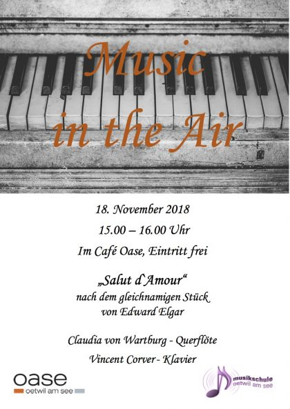 Music in the Air 18.11.18